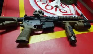 אותרה מחרטה לייצור נשק ורובה מסוג M16