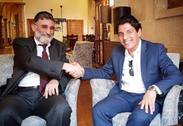 מרדכי חסידים וחיים כהן, בסוף השבוע 378