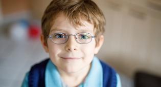 הילד צריך משקפיים? 280. אילוסטרציה