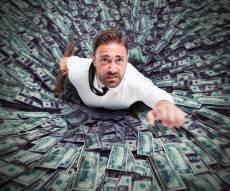 טובע בחובות ולא מצליח לצאת? אילוסטרציה - טובע בחובות הוצאה לפועל? אל תתייאש עדיין