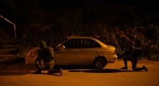 תיעוד מעצר המאבטח - נעצרו עוד 3 בחשד להברחת אמצעי לחימה