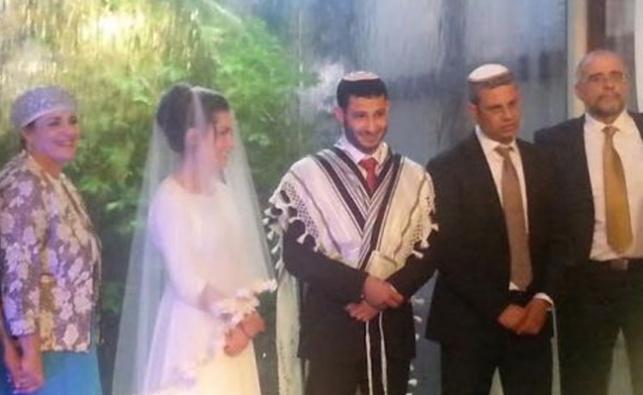 מזל טוב: פצוע פיגוע הדריסה התחתן