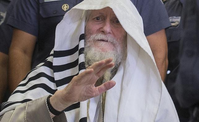 """השכן לכלא: """"הערבים מבקשים ברכות מהרב"""""""