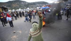 מהומות בהונדורס