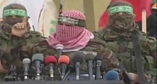 """הלהמות המחבלים, היום - חמאס: 'דו""""ח המבקר מוכיח כי אנחנו ניצחנו'"""