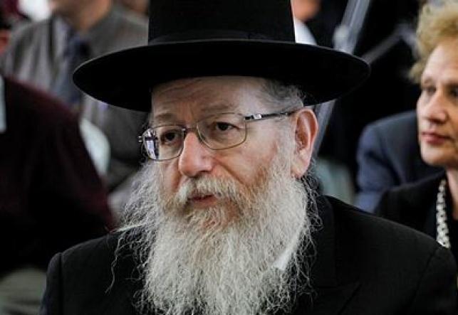 """ח""""כ יעקב ליצמן, החרים אירוע של דתיים לאומיים?"""
