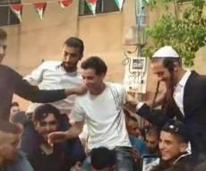 החרדים שהשתתפו בחתונת הערבי מדברים
