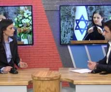 שרת המשפטים איילת שקד באולפן 'כיכר השבת'
