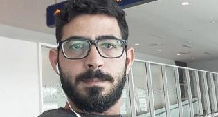 חסן אל קונטאר - הסורי שתקוע מעל לחודש בשדה התעופה