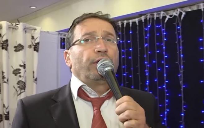 יצחק ריס ובנו דניאל בסינגל לבר המצווה