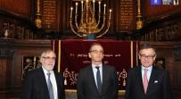 הרב גיגי עם שר החוץ הגרמני בבריסל - אופטימיות זהירה במערכה נגד האיסור באיסלנד
