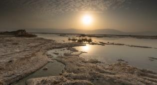 ים המלח פרויקט תעלת הימים