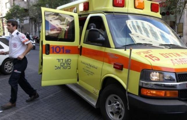 בית שמש: שתי נשים נפצעו בתאונה
