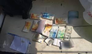 נתפסו עשרות אלפי שקלים של כספי טרור