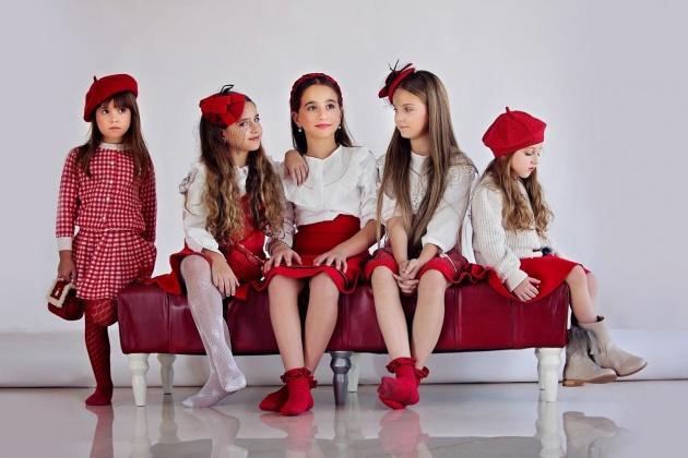 ליטל עמאר - בגדים לילדות שהן נסיכות
