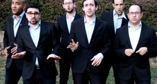 להקת 'ביטדוס' בקליפ פסח ווקאלי חדש
