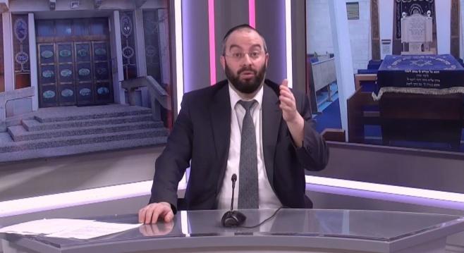 פרשת אמור עם הרב נחמיה רוטנברג • צפו