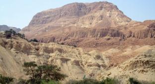 עין גדי - טיול דרך עדשת המצלמה לצפון מדבר יהודה