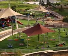 פארק במודיעין עילית - זהירות: ילדים הותקפו במקומות ציבוריים