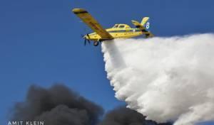 תיעוד ענק מהשריפות שפרצו מתחילת היום