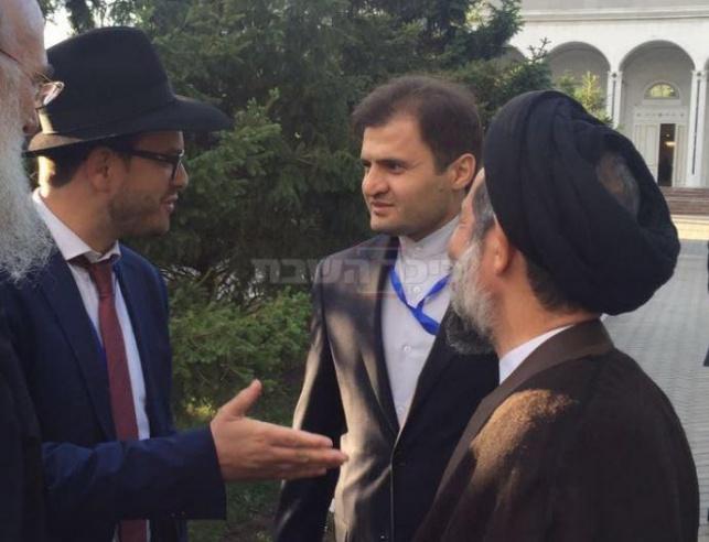 שלומי קוק ומוחמד חסן אבוטוראבי פארד