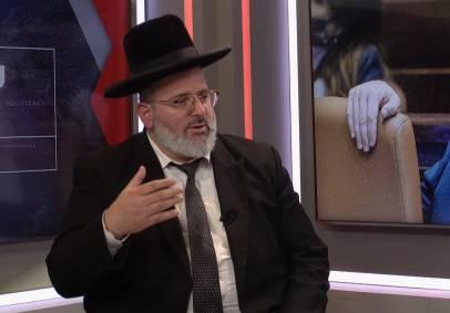 הגאון רבי יצחק לוי בריאיון סוער באולפן כיכר