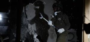 """נהרס ביתו של המחבל שרצח את אורי הי""""ד"""