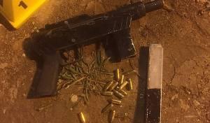 גרוטאות רצחניות. רובה 'קרלו' שנתפס