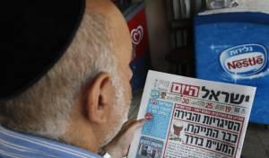 ישראל היום עושה תעמולת בחירות?