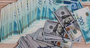מתחילת השנה: השקל התחזק ב-7.3% מול הדולר