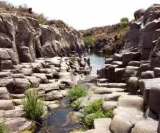 נחל יהודיה - מסלולי הטיול שנסגרו בשל זיהום - נפתחו