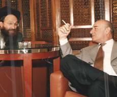 הרב גליס עם יעקב פרי - הזכויות של יעקב פרי // הרב ישראל גליס