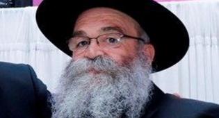 """מתוניס - לחב""""ד: הרב חדד נפטר מהקורונה"""