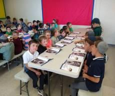 חצי מיליון ילדי ישראל למדו יחד בהילולת החפץ חיים