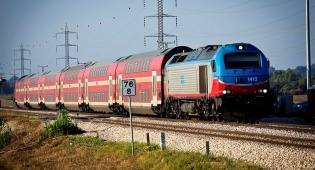 רכבת ישראל - הנסיעה ברכבת תוזל השבוע בעשרות אחוזים