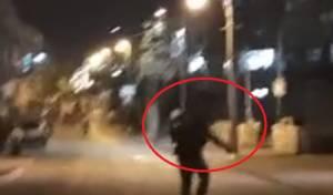 מהומות: רימוני הלם לתוך מאה שערים • צפו