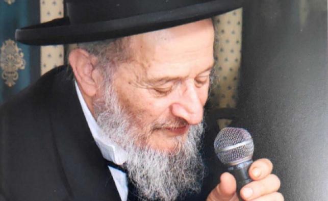 """הלך לעולמו הגאון הרב יהושע שקלאר זצ""""ל"""