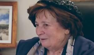 הרבנית אליהו תומכת במפלגת 'יחד'