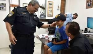 גנבו לוחות זיהוי ויצאו למסע חטיפת ילד בן 6