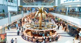 שדה תעופה בדובאי, איחוד האמירויות