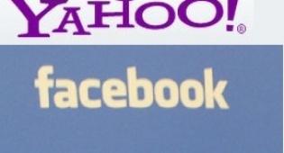 יסיימו את הסכסוך? 'פייסבוק' ו'יאהו' - הסכסוך בין יאהו ופייסבוק לקראת סיום?