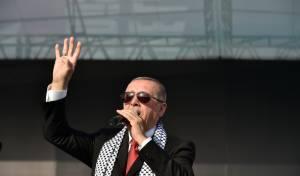 ארדואן: טורקיה אינה במשבר כלכלי ממשי