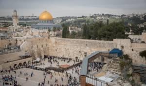 האמן האלמוני בסינגל חדש לכבוד ירושלים