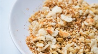 פנגריטטה - פירורי לחם מתובלים קלויים
