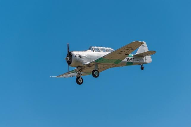 מטוס מדגם טקסן