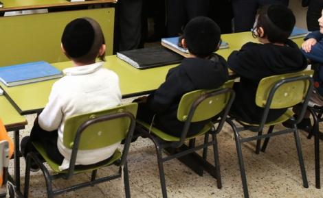 תלמוד תורה. אילוסטרציה - מוסדות ספרדים מתעלמים מההיסטוריה