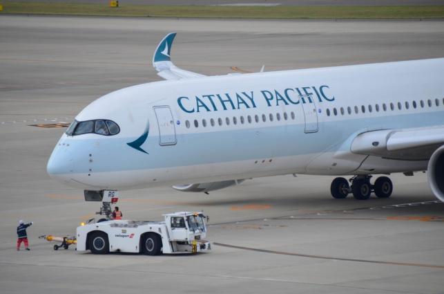 בהשפעת הקורונה: קת'אי פסיפיק משעה את הטיסות לישראל
