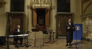 יצחק זלמן מבצע את היצירה הוותיקה: שהחיינו