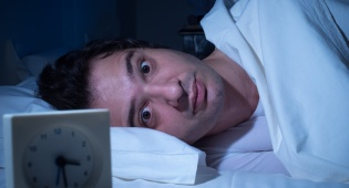 לישון טוב יותר. אילוסטרציה