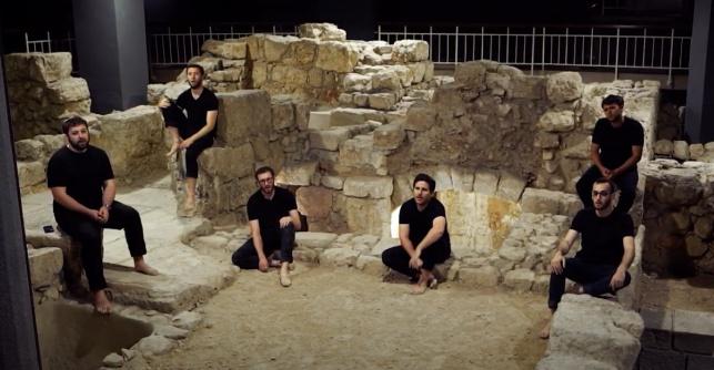 להקת 'כיפה לייב' בסינגל קליפ: 'אם אשכחך'